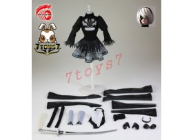 TF TOYS 1/6 TF01 Female Robot Suit_ Set with Head _Now ZZ133A
