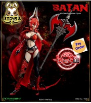 [Pre-order] TOYSEIIKI 1/6 TS01 Seven Mortal Sins - Satan_ Box Set _TS002Z