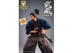 [Pre-order deposit] TWToys 1/12 Miyamoto Musashi_ Box Set _TV014Z