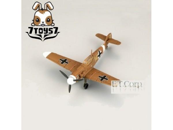 Takara 1/144 Famous Airplanes 3#11 Bf 109 F-4 German Joachim Marseille TTX09K