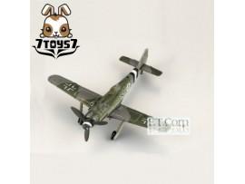 Takara 1/144 Famous Airplanes 3#7 Fw190 D-9 German Gerhard Michalski JG4 TTX09G