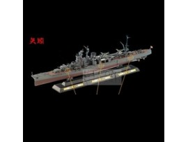 Takara Ships 1/700 WWII IJN Navy Light Cruiser Yahagi #1 /Noshiro Painted TTX13A
