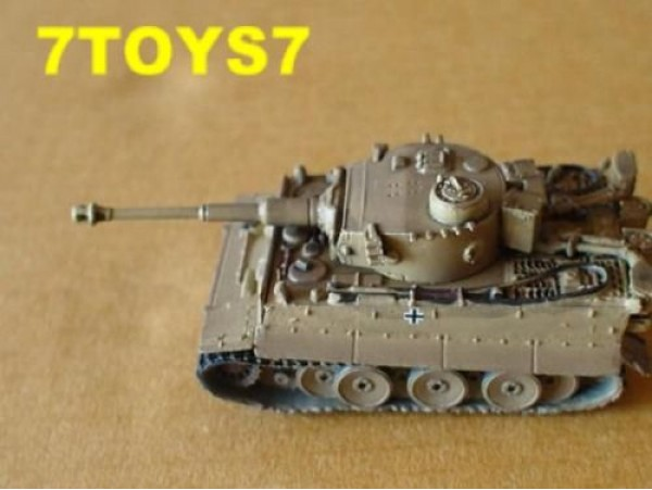 Takara 1/144 WTM 5#77 Tiger I Early (Sand Camo) 1942-45 TTX21A
