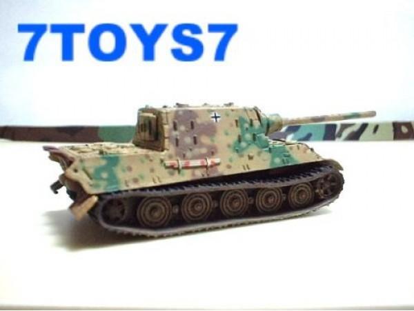 Takara 1/144 WTM 5#88 Jagdtiger (3 color Camo) 1944-45 TTX21L