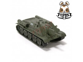 Takara 1/144 WTM 07 #131_ SU-122 Assault Gun Mono Color Tank _Soviet WWII TTX24N