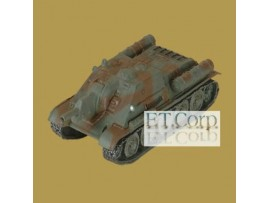 Takara 1/144 WTM 07 #132_ SU-122 Assault Gun 2 Color Paint _Soviet WWII TTX24O