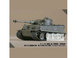 Takara 1/144 WTM 07 #134 Tiger 1 Early 1 Color Camo sPzAbt.503 German TTX24Q
