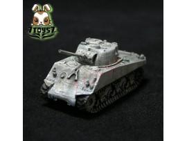 Takara WTM 08#149 1/144_ M4A3 Sherman - Winter Tank _US Army Tomy TTX25K