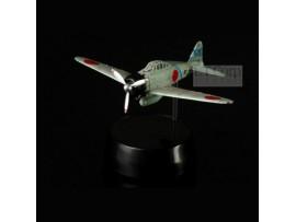 Takara World Wing Museum 3 #1 1/144 Zero 21 IJN Top Pilot Ace Plane WWM TTX30A