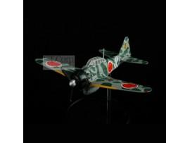 Takara World Wing Museum 3 #6 1/144 Zero 52-IJN Plane in Camo WWM TTX30F