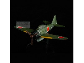 Takara World Wing Museum 3 #4 1/144 Zero 52-IJN Plane in Green WWM TTX30D