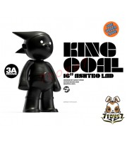 [Pre-order] 3A ThreeA 16 inches Ashtro Lad - King Coal Retail_ Vinyl Figure _3A386Z