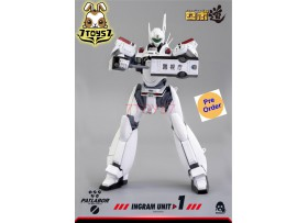 [Pre-order deposit] Threezero 1/35 23cm Mobile Police Patlabor ROBO-DOU Ingram Unit 1_ Box Set _3A423Z