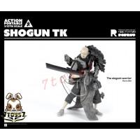 3A ThreeA 1/12 Action Portable - Shogun TK Tsuki_ Figure Set _Ashley Wood 3A381Z