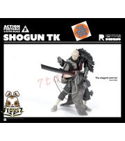 [Pre-order] 3A ThreeA 1/12 Action Portable - Shogun TK Tsuki_ Figure Set _Ashley Wood 3A381Z