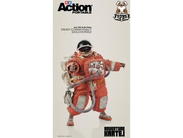 3A ThreeA 1/12 Action Portable Wave 02 - Dead Cosmonaut Golovorez_ Figure_3A305D