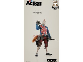 3A ThreeA 1/12 Action Portable Wave 02 - UK TK_ Figure Set _Now 3A305H