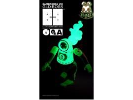 3A ThreeA 1/6 Action Portable Bambaboss GID 01 Boss_ Box Set _Ashley Wood 3A079B