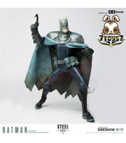 3A ThreeA 1/6 Steel Age The Batman - Day Edition_ Box Set _DC Ashley Wood 3A284Z