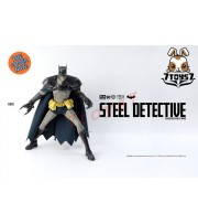 [Pre-order] 3A ThreeA 1/6 Steel Age - Steel Detective Batman_ retail Box Set _DC Asley Wood 3A384Z