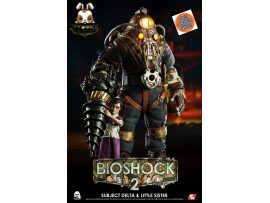 [Pre-order] Threezero 1/6 BIOSHOCK 2 Subject Delta & Little Sister_ Box Set _3A378Z