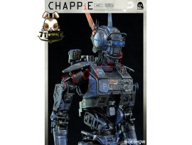 Threezero 1/6 Chappie_ Retailer version Box Set _Movie Now 3A240Z