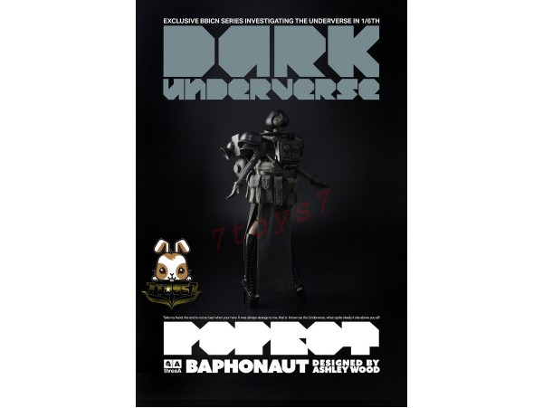 3A ThreeA 1/6 Exclusive BBICN Dark Underverse Baphonaut_ Box Set _Ashley 3A337Z
