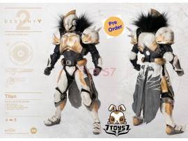 [Pre-order] Threezero 1/6 Destiny 2 Titan Calus's Selected Shader_ Box Set _3A406B