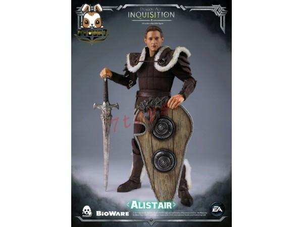 Threezero 1/6 Dragon Age - Inquisition: Alistair_ Box Set (Retailer Ver.) 3A242Z