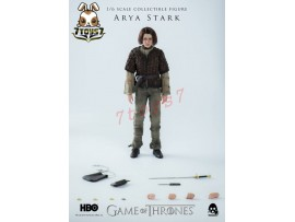 [Pre-order] Threezero 1/6 Game of Thrones: Arya Stark_ Box Set _Retail TV 3A377Z