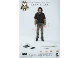[Pre-order] Threezero 1/6 Game of Thrones: Arya Stark_ Box Set _Retail TV 3A377Z