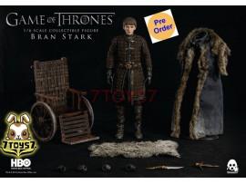 [Pre-order deposit] Threezero 1/6 Game of Thrones - Bran Stark_ Standard Box Set _HBO 3A414Z