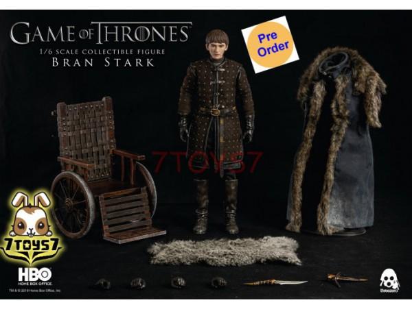 [Pre-order] Threezero 1/6 Game of Thrones - Bran Stark_ Standard Box Set _HBO 3A414Z