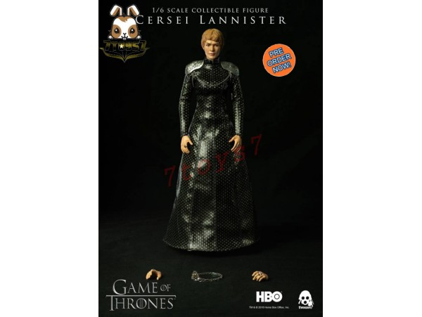 [Pre-order] Threezero 1/6 Game of Thrones: Cersei Lannister_ Box Set _TV 3A383Z