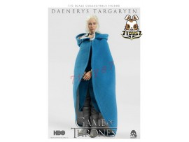 Threezero 1/6 Game of Thrones: Daenerys Targaryen_ Box Set _TV Now 3A335Z