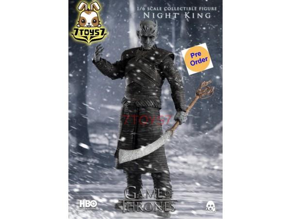 [Pre-order deposit] Threezero 1/6 Game of Thrones - Night King_ Box Set _HBO 3A417Z
