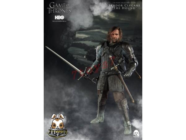 Threezero 1/6 Game of Thrones - Sandor Clegane: The Hound_ Box Set (Retailer Ver.) _Now 3A317Y