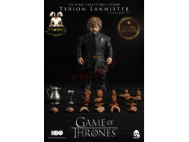 Threezero 1/6 Game of Thrones: Tyrion Lannister 2_ Deluxe Box Set _Season 7 TV 3A387Y