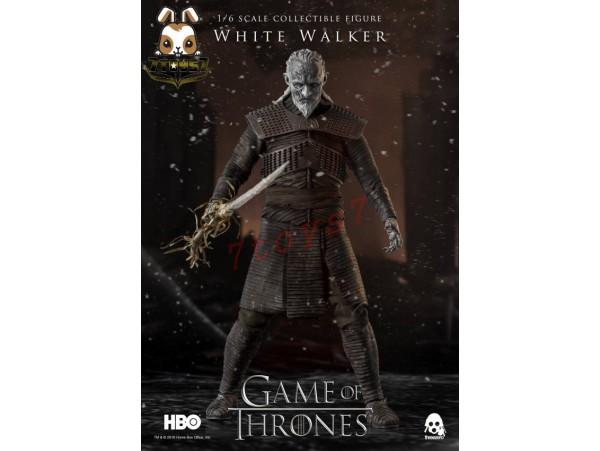 Threezero 1/6 Game of Thrones: White Walker_ Retailer Box Set _TV 3A380Z