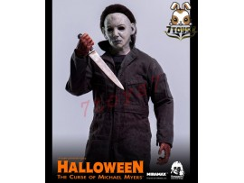 Threezero 3A 1/6 Halloween 6 - The Curse of Michael Myers_ Box _Retailer 3A331Z