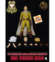 [Pre-order] Threezero 1/6 One-Punch Man - Saitama (Season 2)_ Deluxe Box Set _3A418Y