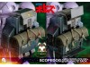 [Pre-order] Threezero 1/6 Armored Trooper Votoms Scopedog Melquiya color and Parachute Sack_ Box _3A375Z