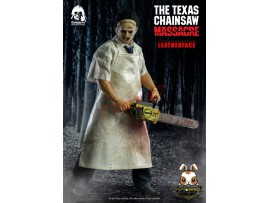 Threezero 1/6 The Texas Chain Saw Massacre - Leatherface_ Retail Box Set _3A371Z