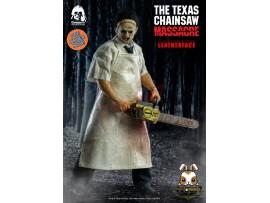 [Pre-order] Threezero 1/6 The Texas Chain Saw Massacre - Leatherface_ Retail Box Set _3A371Z