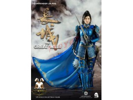 Threezero 1/6 The Great Wall - Commander Lin Mae_ Box Set _3A341Y
