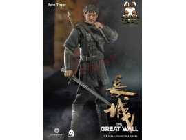 Threezero 1/6 The Great Wall - Pero Tovar_ Box Set _3A341Z-Pre-order