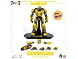 "[Pre-order deposit] Threezero 8"" Transformers DLX Bumblebee_ Box Set _Die-cast LED eyes 3A433Y"