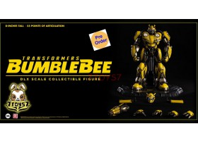 "[Pre-order] 3A ThreeA 8"" Transformers DLX Bumblebee_ Box Set _3A395Z"