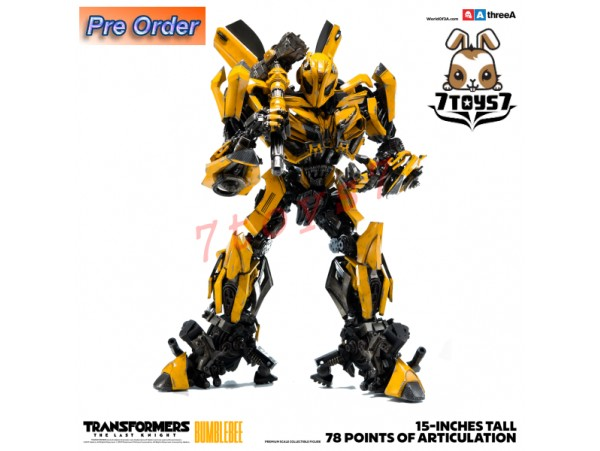 "[Pre-order] 3A ThreeA 15"" Transformers The Last Knight: Bumblebee_ Retail Version Box Set _3A354Z"