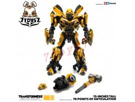 "3A ThreeA 15"" Transformers The Last Knight: Bumblebee_ Bambaland Version Box Set _3A354Y"